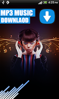 Screenshot of Mp3 music downloader