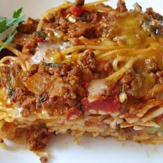 Spaghetti Noodles And Cream Of Mushroom Soup Recipes
