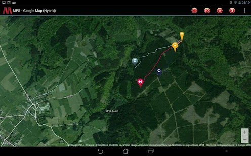 MPS Dog Gps - screenshot