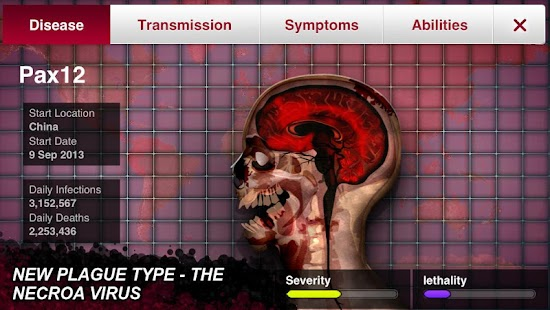 Game Plague Inc. APK for Kindle