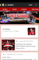 Screenshot of DJ Sunny