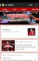 Screenshot of DJ Sunny
