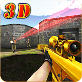 Download Shoot War:Professional Striker APK for Laptop