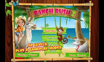 Screenshot of Ranch Rush 2