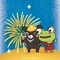 Q-BEN Fireworks_SQNotePad icon