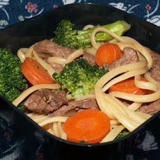 Asian Beef Noodle Bowl (Kraft)