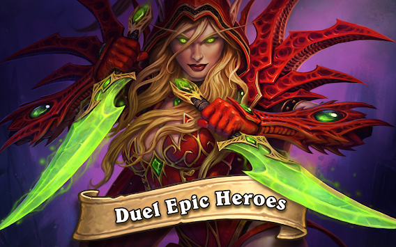 Hearthstone APK screenshot thumbnail 15