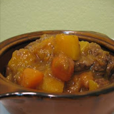 Beef Tzimmes with Butternut Squash