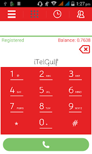 iTelGulf - screenshot