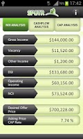 Screenshot of Real-Estate Deal Analyzer Free
