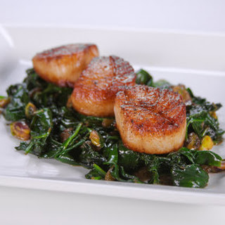 Michael Symon's Seared Scallops