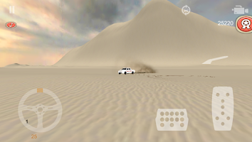 Screenshot of Climbing Sand Dune 3d 1
