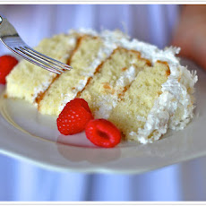 Heavenly Coconut Cake