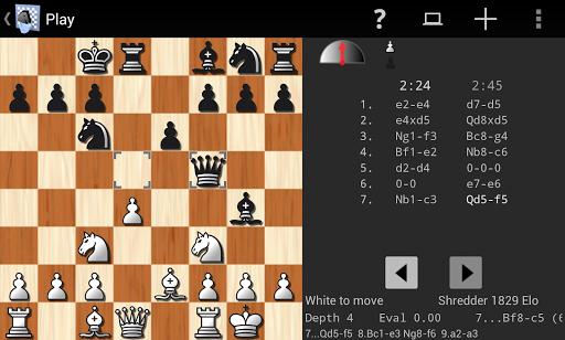 Shredder Chess - screenshot