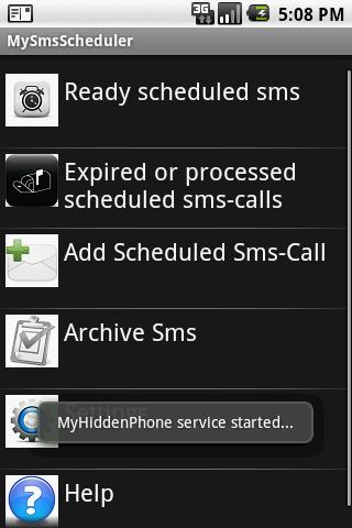 MySmsCallScheduler
