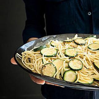 Pasta With Saffron And Zucchini Recipes
