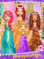 Screenshot of Princess Spa & Salon