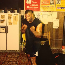 Cliff Couser by Stephen Jones - Sports & Fitness Boxing