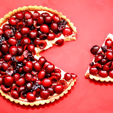 Cherry-Amaretto Tart