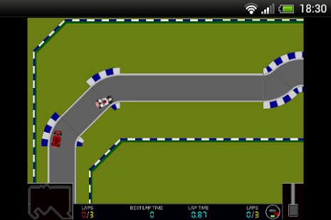Slot Car Racer - screenshot
