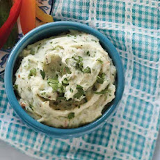 Potato Garlic Dip (Skordalia)
