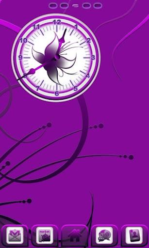 Royal Purple Go Launcher