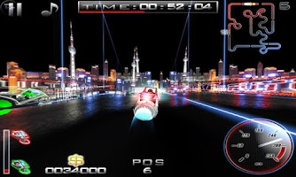 Screenshot of Bike to the Future Free