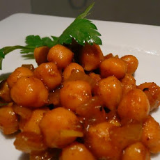 Curried Channa