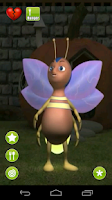 Screenshot of Talking Fire Fly