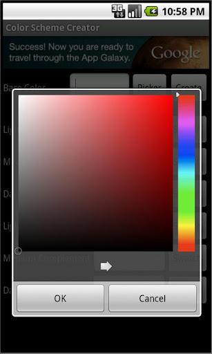 【免費工具App】Color Scheme Creator-APP點子