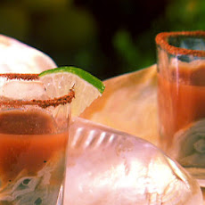Spicy Oyster Shooters
