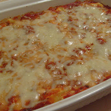 Baked Ziti from Cook's Illustrated