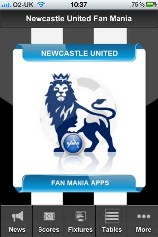 Newcastle United Fan Mania