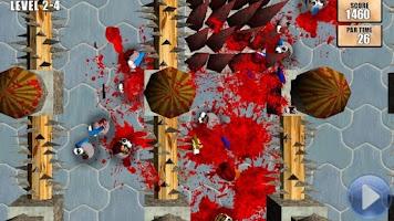 Screenshot of The Rolling Dead
