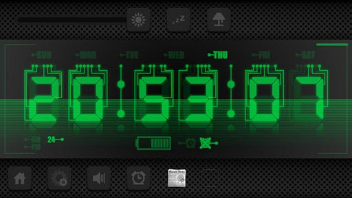 Digital Nightstand Lite