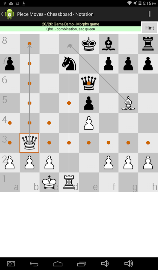 Kent Chess (Free) Screenshot 8