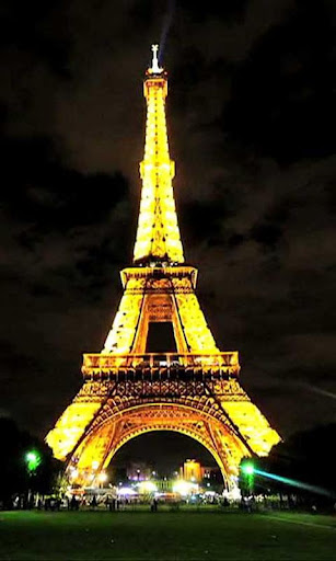 Eiffel Tower Live Wallpaper