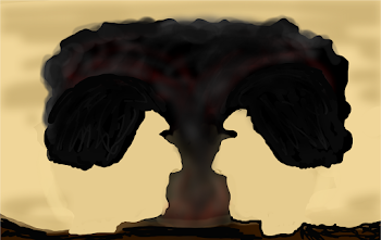 Staring down the mushroom cloud