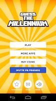 Screenshot of Guess The Millennium