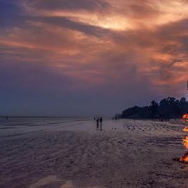 by Sayantani Basu - Landscapes Beaches