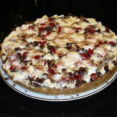 Banana Split Snack Cake