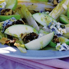 French Chicory And Apple Salad