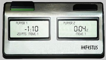 Screenshot of Real Chess Clock
