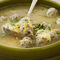 Greek Wedding Soup