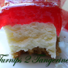 Lingonberry Cheesecake