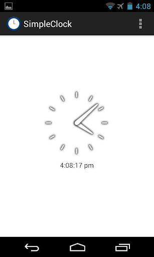 Simple Clock|玩工具App免費|玩APPs