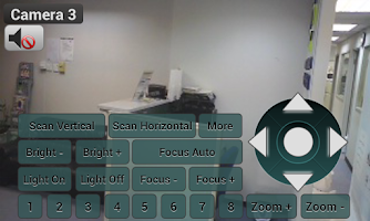 Screenshot of Viewer for Wanscam IP cameras