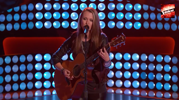 Screenshot of The Voice USA
