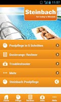 Screenshot of Poolpflege