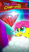 Screenshot of Bubble Shooter Candy Saga 2014
